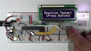 Arduino  Arduino Lcd Tutorial Ii - A Reaction Timer