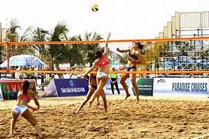 Asian women's beach volleyball event kicks off - Sports ...