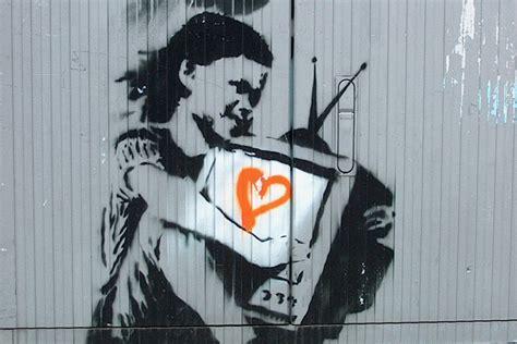 Banksy Berlin Wall Art