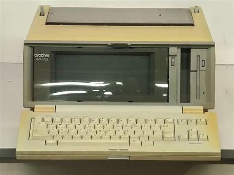 brother wp  printer word processor printer