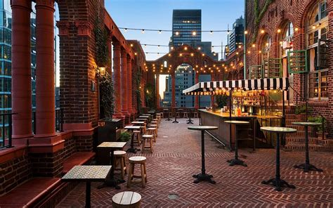 Bar Nyc by Best Rooftop Bars In Nyc Travel Leisure