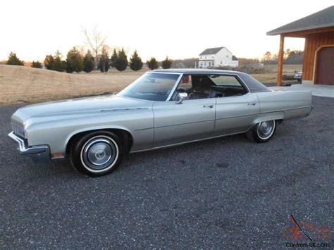 1972 Buick Electra 225 For Sale by 1972 Buick Electra 225 Hardtop Amazing One Owner Original