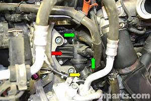 Thermostat Golf 4 : volkswagen golf gti mk v thermostat replacement 2006 2009 pelican parts diy maintenance article ~ Gottalentnigeria.com Avis de Voitures