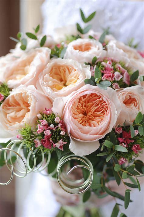 Juliet Garden Rose Bouquet Virgin Farms