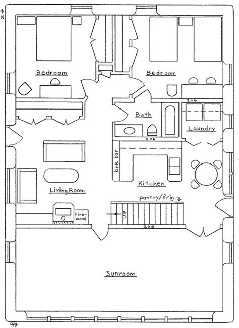 Barn Style Home Floor Plans by Barn Style House Plan