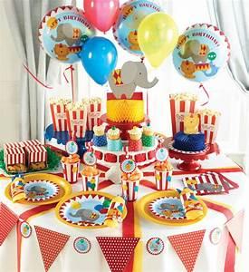 Deko Ideen Kindergeburtstag : bunter kindergeburtstag mit zirkus thema baby belly party blog ~ Whattoseeinmadrid.com Haus und Dekorationen