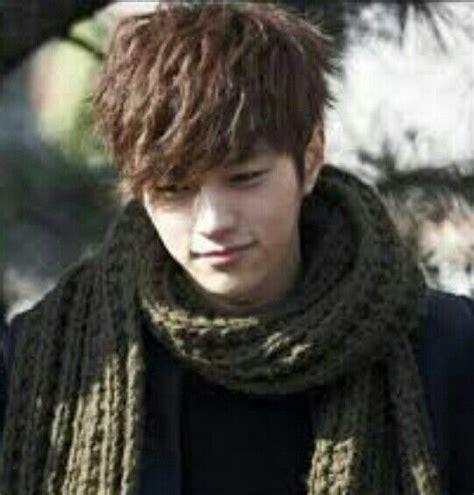 infinite  cut korean hairstyle  pinterest