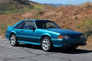 1993 Ford Mustang SVT Cobra #191 of 4993 - Teal / Black for sale - Ford Mustang Cobra 1993 for ...