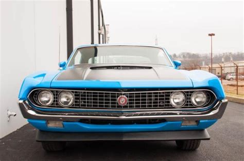 1970 Ford Torino Torino Gt Fastback 429 Cobra Jet For Sale