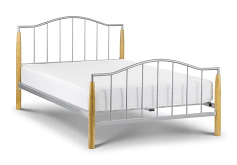Plain Metal Bed Frame by Metal Beds Bed Frames Nottingham Quality Bed Warehouse