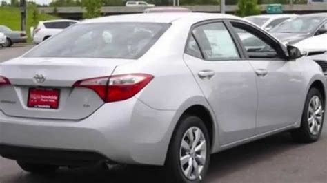Brookdale Toyota by 2015 Toyota Corolla Luther Brookdale Toyota Scion In