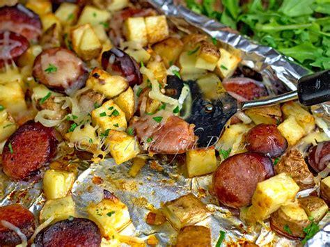 kielbasa sausage recipe polish sausage and potatoes casserole