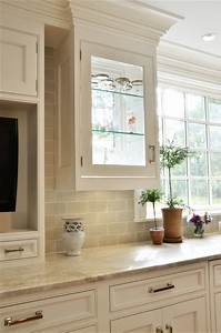 stanwich road traditional kitchen new york by With kitchen colors with white cabinets with crackled glass candle holders