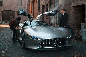 Batman To Drive Mercedes Benz Vision GT In Justice League