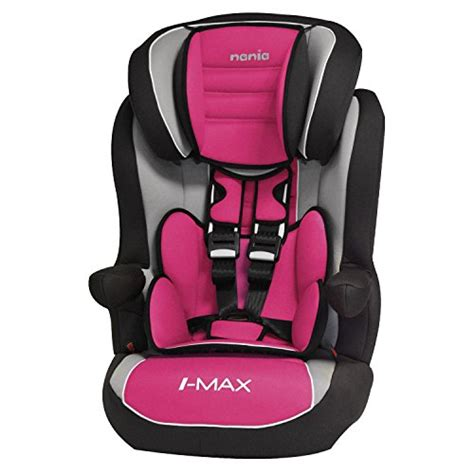 highback booster car seat isofix group   kg