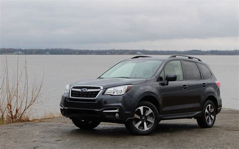 subaru forester 2017 black 2017 subaru forester black sheep the car guide