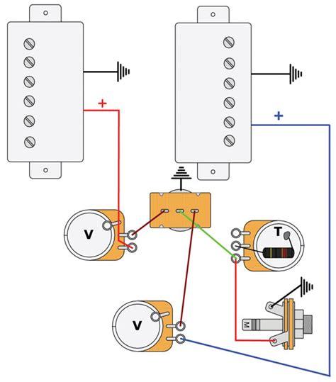 mod garage les paul master wiring 2 premier guitar