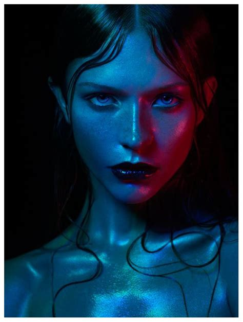 experiment  color gels  night staugustine light