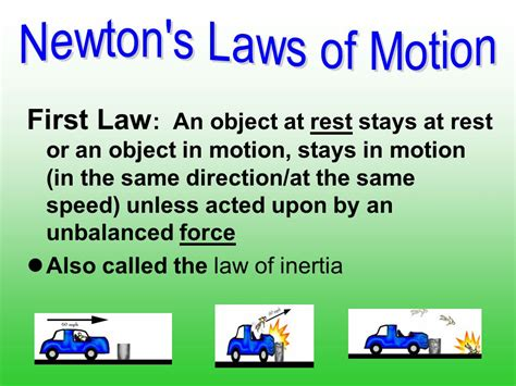 Newton's Laws Of Motion  Ppt Video Online Download