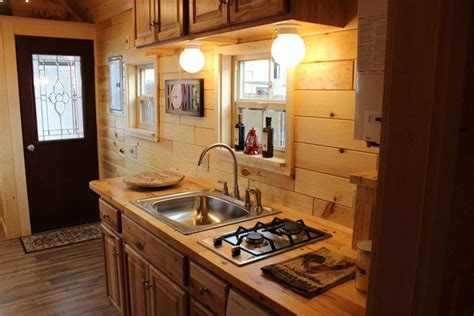 Tiny House Kitchen Designs We Love