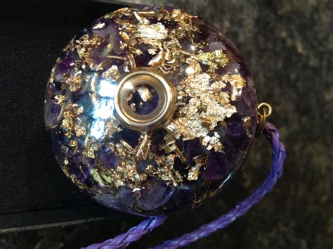 Orgone Pendant Collection orgone pendant amethyst orgone eire