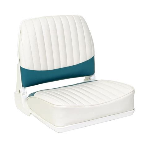 Boat Seats Teal by Tidewater Folding Boat Seat 95983 Fold