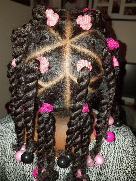 Protective Natural Hairstyles