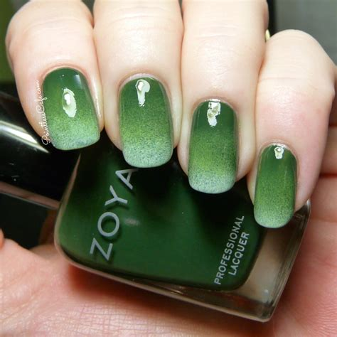 awesome green nails