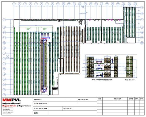 warehouse layout template excel warehouse heat map mwpvl international Warehouse Layout Template Excel