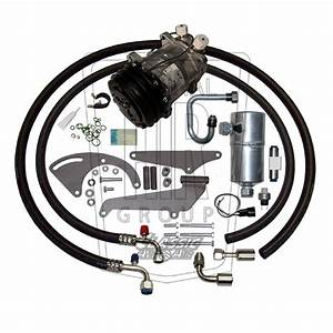 Late 74 C Compressor Performance Upgrade Kit V8 Stage