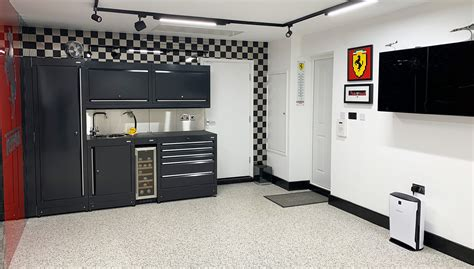 Home Workshops & Car Themed Garages from Dura Garages