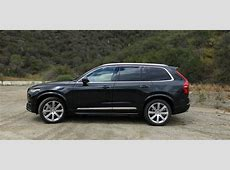 2016 Volvo XC90 First Drive With Video The Truth About