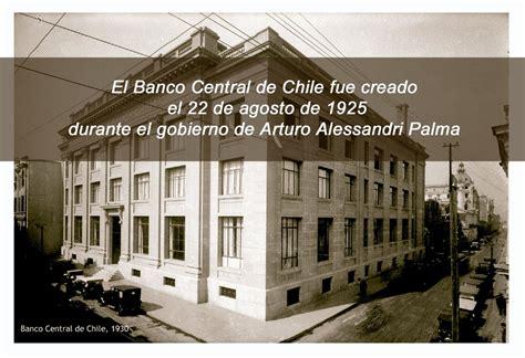 BANCO CENTRAL DE CHILE: ¿Qué es? Historia, funciones y más