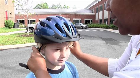 How To Fit Kids For Bike Helmets