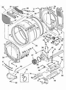 Wiring Diagram For Whirlpool Duet Electric Dryer