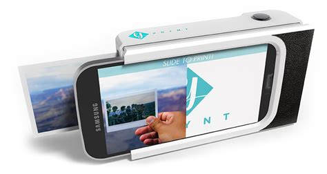 iphone picture printer meet prynt the cool iphone accessory mobile photographers