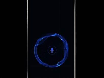 Voice Control Dribbble Ui Circle