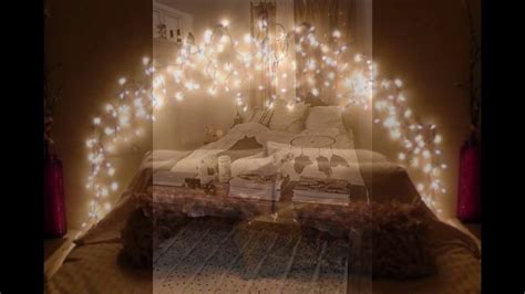 How To Put Up Led Lights In Room by Cool String Lights Ideas For Your Bedroom