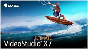 Corel Videostudio Pro X7 : corel videostudio pro x7 ultimate pro features overview youtube ~ Udekor.club Haus und Dekorationen