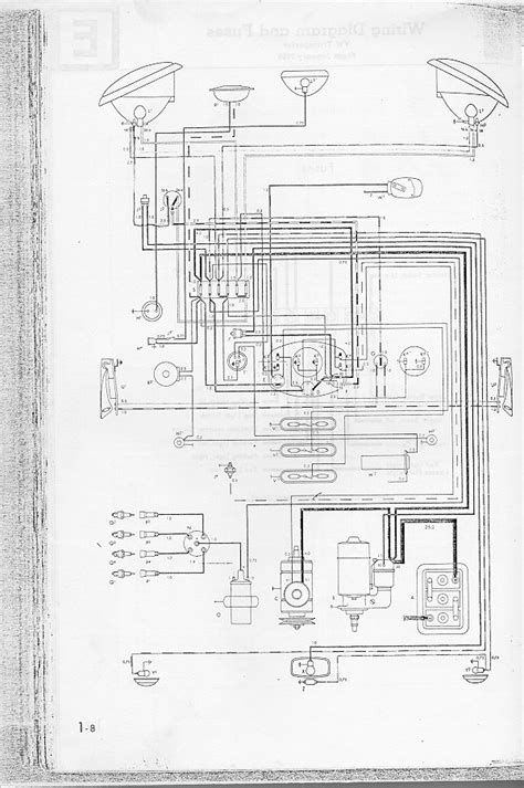 thesambacom vw archives type  wiring diagrams
