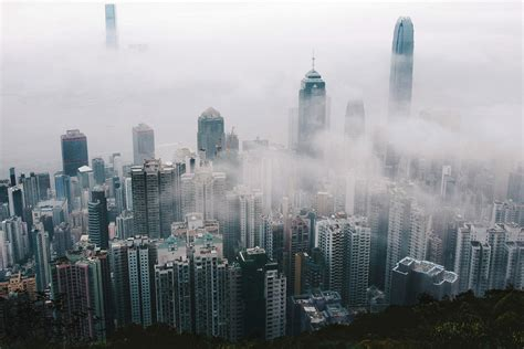 Aerial Photos Of Hong Kong That Will Make You Want To Book