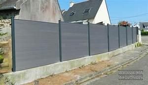 Panneaux Soudes Gris Anthracite : cl ture composite gris anthracite maison pinterest ~ Edinachiropracticcenter.com Idées de Décoration
