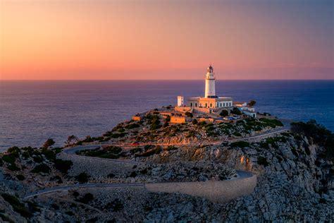 sunset   lighthouse  stefan brenner photo