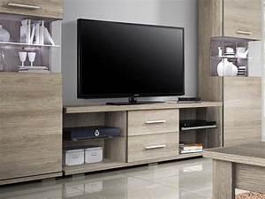Meuble De Tele Design : meuble tele ~ Teatrodelosmanantiales.com Idées de Décoration