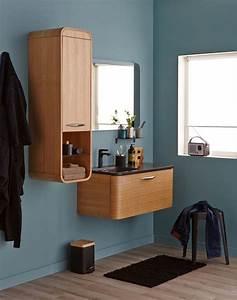 Salle De Bain Le Roy Merlin : meuble salle de bain les nouveaut s du moment c t maison ~ Melissatoandfro.com Idées de Décoration