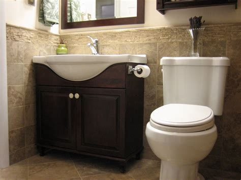 Small Half Bathroom Ideas Photo Gallery