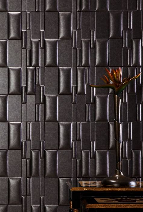 faux wall tile terrane essentials collections nappatile faux leather