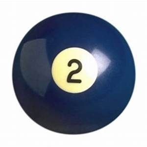 F G Bradley's :: Billiard Balls Individual :: Premier #2