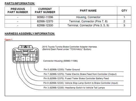 Trailer Brake Controller Page Tacoma World