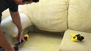 how to steam treat a sofa infested with bed bugs youtube With bed bugs sofa treatment
